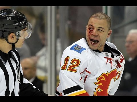Top 5 Greatest Fights of All Time NHL