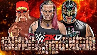 WWE 2K17 ROSTER! Top 10 Superstars We Want On WWE 2K17!