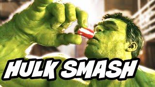 Captain America Civil War Superbowl Hulk vs Ant Man Breakdown