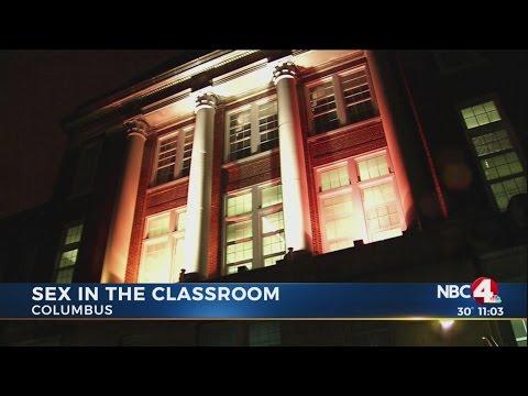 Police investigating video of sex in Columbus school