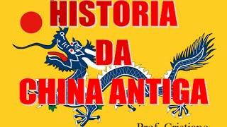 RESUMO DA HISTÓRIA DA CHINA ANTIGA (DINASTIAS, CULTURA E SOCIEDADE)