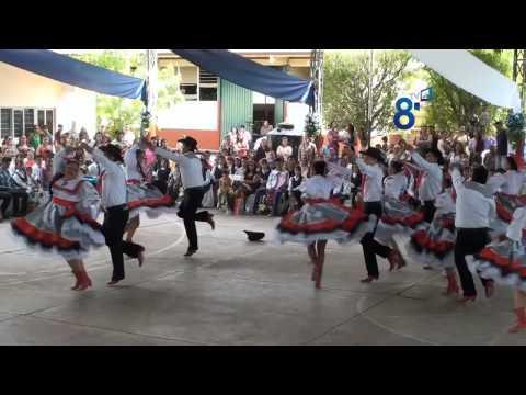 Diplomado de danza 2013 La Huacana polkas de Tamaulipas