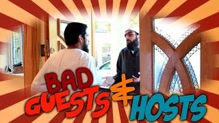 Bad Hosts & Guests ᴴᴰ | REALLY FUNNY!