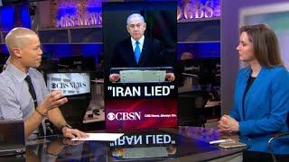 Iran disputes Israel
