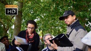 P1 - 26 Quran's Debunked! Mansur Vs Hatun   Speakers Corner   Hyde Park