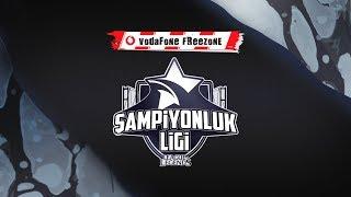 DP vs GAL | FB vs HWA | YC vs SUP | RBE vs AUR - Vodafone FreeZone Şampiyonluk Ligi Kış Mevsimi