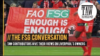 The Anfield Wrap: The FSG Conversation