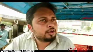 Pakistani Rikshaw Drivers Be Like   The Idiotz