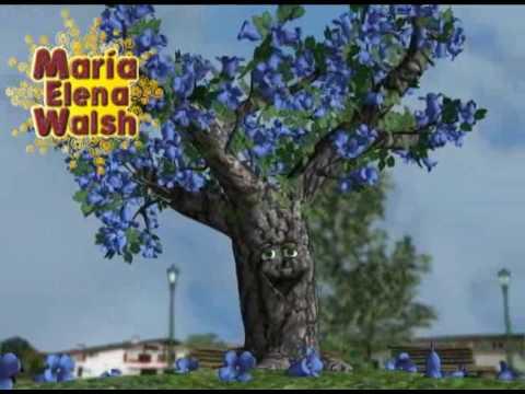 María Elena Walsh Canción del Jacarandá