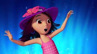 Polly Pocket | Follow that Monkey | Cartoons for Children | Cartoons for Girls | Dolls