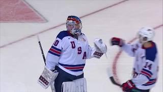 2019 WJC   U.S. Edges Czech Republic, 3-1, In Quarters