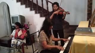 Pandith W. D. Amaradewa - Nim Him Sewwa (Cover By: Trevin / Nilani & Dulshan)