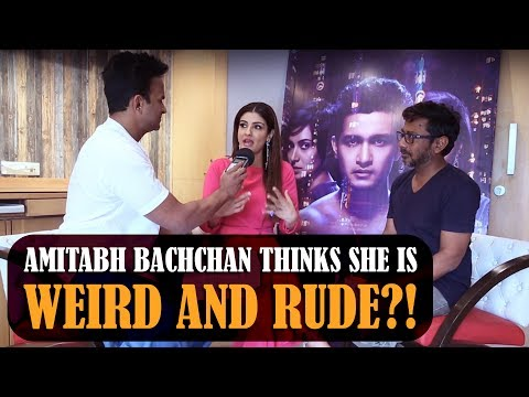 Xxx Mp4 Amitabh Bachchan Says I M Weird And Rude Says Raveena Tandon Part 1 3gp Sex