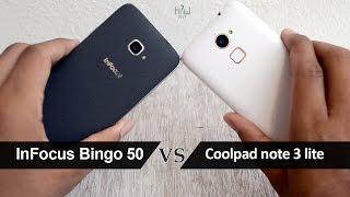 InFocus bingo 50 VS Coolpad note 3 lite  - Best Mobile Under Rs.7000 ?