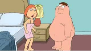Family Guy   Lois Jumps Peter