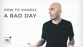 How to Stay Positive on a Bad Day | Robin Sharma