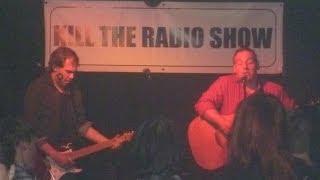 Rami Hattab and Patrick Ulke- Will Leben Jetzt!- Live at Kill the Radio Show, Der Bock, Mannheim, DE