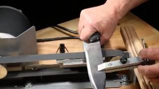 Sungold Slow Speed Knife Sharpener