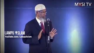 Dr Zakir Naik  Why can