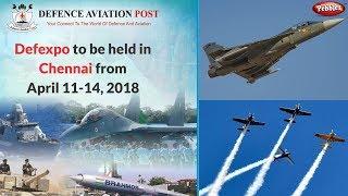 Air Show in Defence Expo 2018 Chennai || PM Modi Inaugurated India