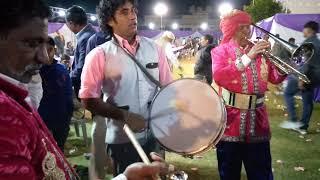 Mubarak ali drum player