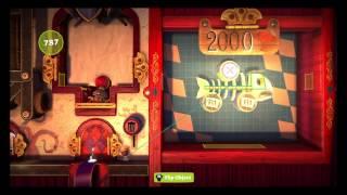 LittleBigPlanet 3 : Bunkum Lagoon : Contraption Challenge - Joust In Time
