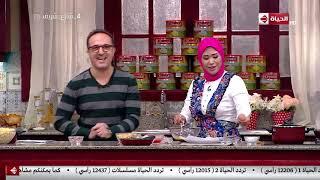 4 شارع شريف - فقرة المطبخ  مع الشيف أميرة حسن 16 ديسمبر 2018