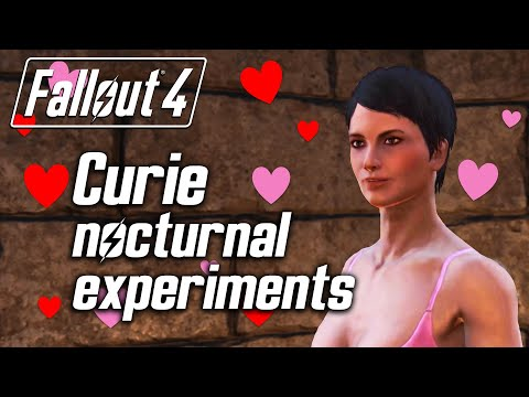 Xxx Mp4 Fallout 4 Curie Asks You To Have Sex With Her No Really 3gp Sex