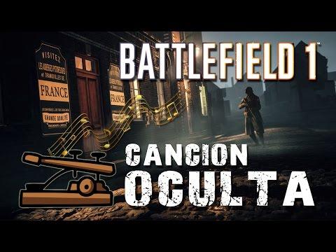 Battlefield 1 Easter Egg - Tema de BF Oculto en Telégrafo!!