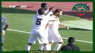 أهداف مباراة الطائي و هجر  2-0 - دوري الأمير فيصل بن فهد للدرجة الأولى 2017/2018