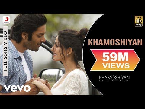 Khamoshiyan - Title Song   Ali Fazal   Sapna Pabbi   Gurmeet Choudhary   Arijit Singh