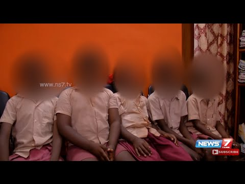 5 dalit children charged with sexual harassment at Madurai | News7 Tamil