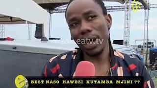 ENEWZ - Best Naso hawezi kutamba?