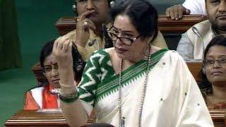Kirron Kher Questions Intolerance and Award Wapsi In Lok Sabha | Full Speech