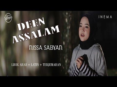 DEEN ASSALAM cover by sabyan gambus ( Lirik dan terjemahan )