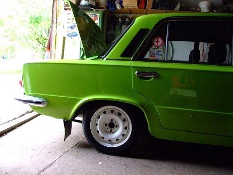 Odbudowa Fiata 125p Projekt Trawa cześć 3 ostatnia