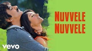 Devudu Chesina Manushulu - Nuvvele Nuvvele Video | Ravi, Ileana