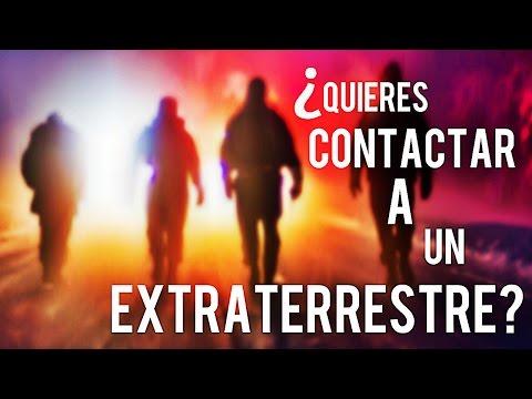 Método Real Para Contactar A Los Extraterrestres. ¿Te Atreves A Probarlo Alien Truth