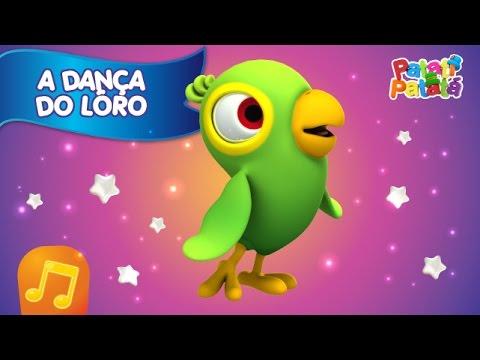 Patati Patatá A Dança do Lôro DVD Volta ao Mundo