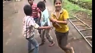 How indian boys dance ......Funny dance