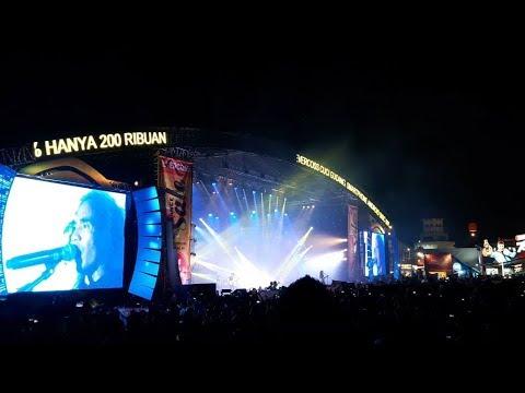 Virus Slank Konser Di Jakarta Fair 2018 Jiexpo Kemayoran