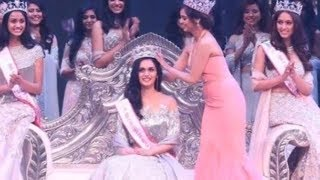 fbb Colors Femina Miss World India 2017 Manushi Chhillar: Winning Byte
