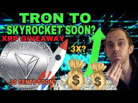 Xxx Mp4 TRON TRX ABOUT TO MOONSHOOT UP 53 AND COULD 3X PARTNER KUCOIN MAJOR HEDGE FUND 3gp Sex