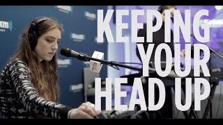 "Birdy ""Keeping Your Head Up""  Live @ SiriusXM // The Pulse"