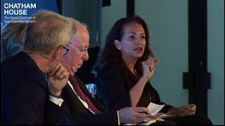 London Conference 2017: Session 1 - America First, America Alone: The End of World Order?