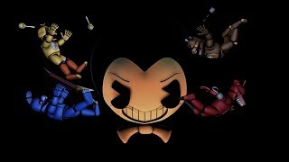 Bendy Songs And More Happy And Sad Bendy And The Ink Machine Animations
