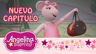 👜 Angelina y la Bolsa de Ballet (Capítulo Completo) - Angelina Ballerina Latinoamérica 👜