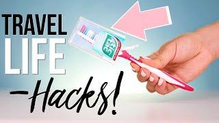 Travel Life Hacks | Ashley Nichole