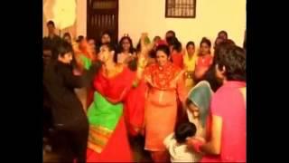 शादी से पहले लेडीज़ संगीत में खूब थिरकीं गीता फौगाट, परिवार संग लगाए ठुमके