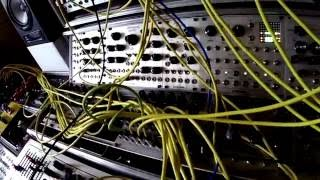 Modular Synth - Patch in Progress 34